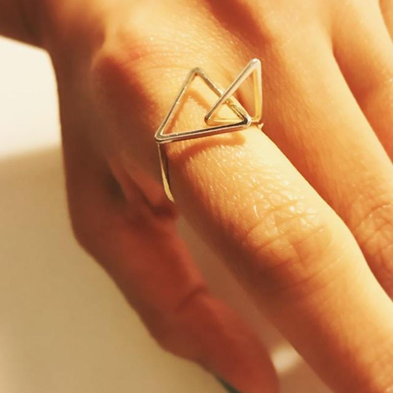 Brooklyn Made silver ring