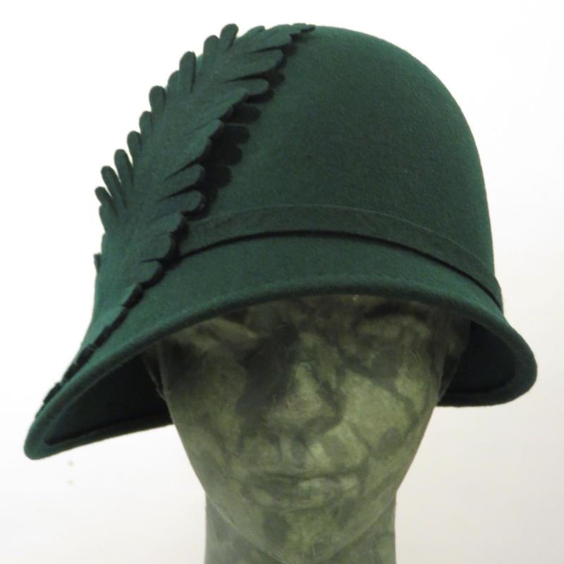 ウールフェルト帽子