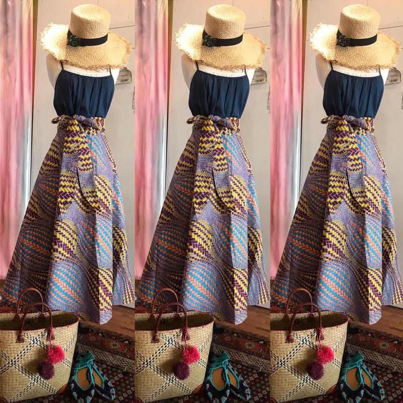 Bouncy Skirt  バウンシースカート ラップスカート  PP