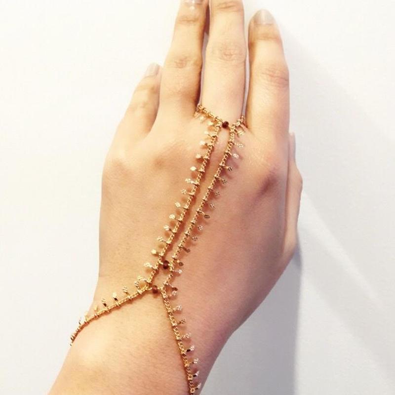 serefina Henna hand chain
