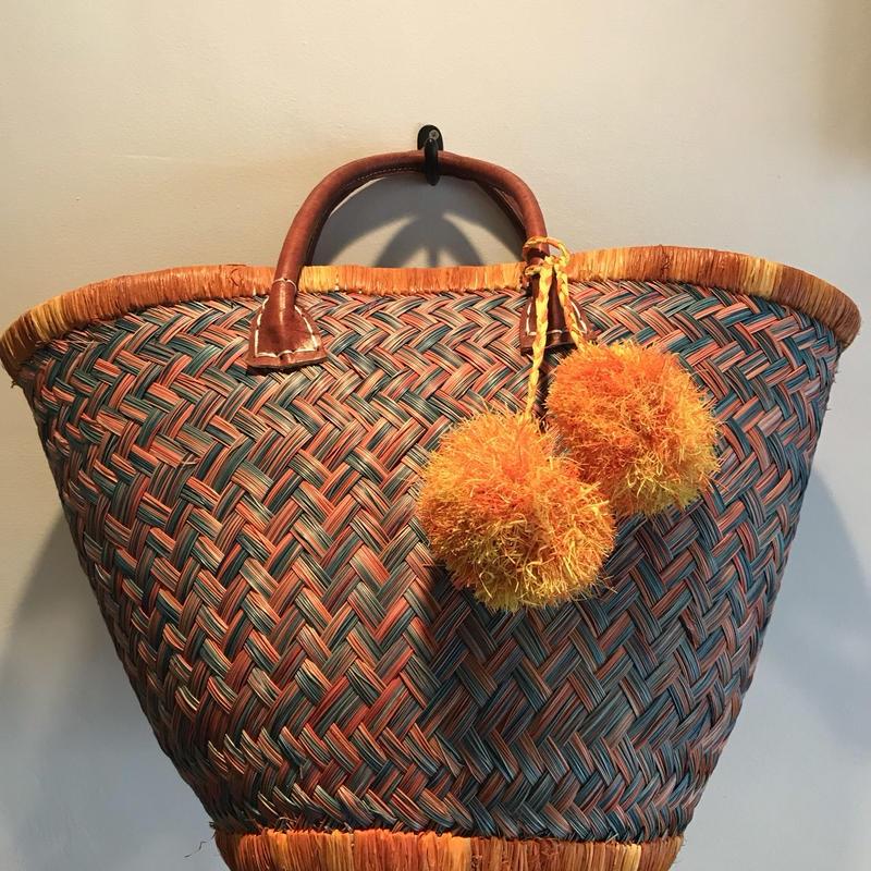 Marche Basket かごバッグ orgb001