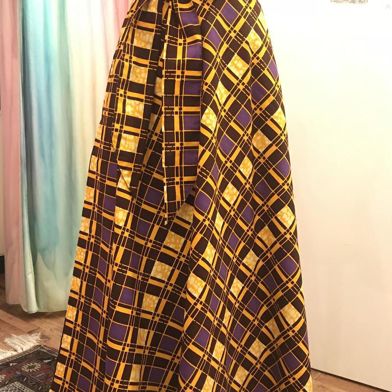 Bouncy Skirt  バウンシースカート ラップスカート  P&Y