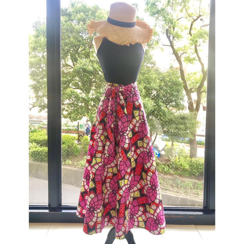 Bouncy Skirt  バウンシースカート ラップスカート Pflower