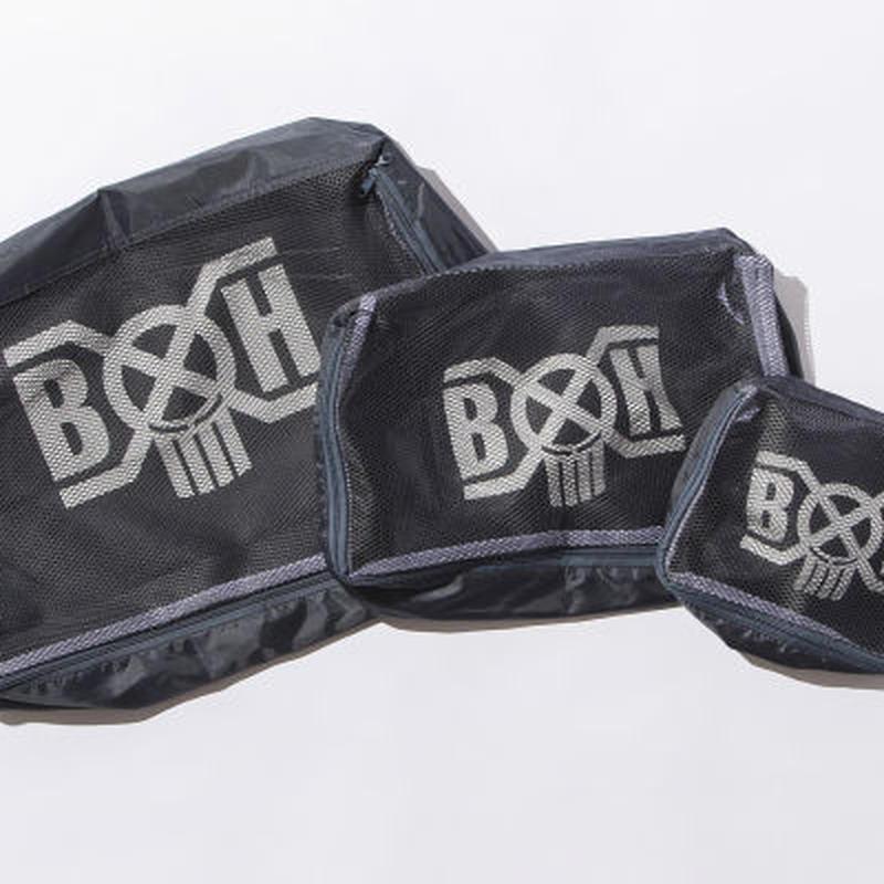 BxH Logo Mesh Bag Set