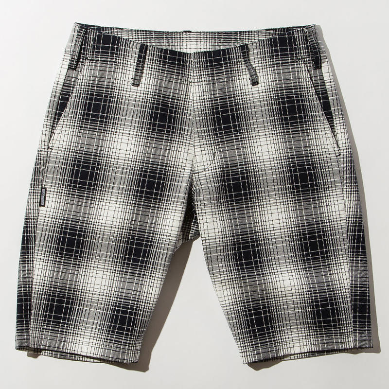 BxH Check Half Pants