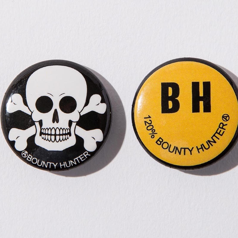 BxH Button Badge Set
