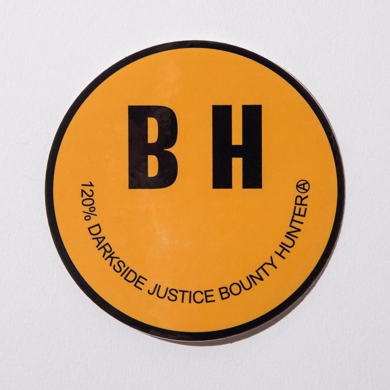 BxH BH Niko Sticker