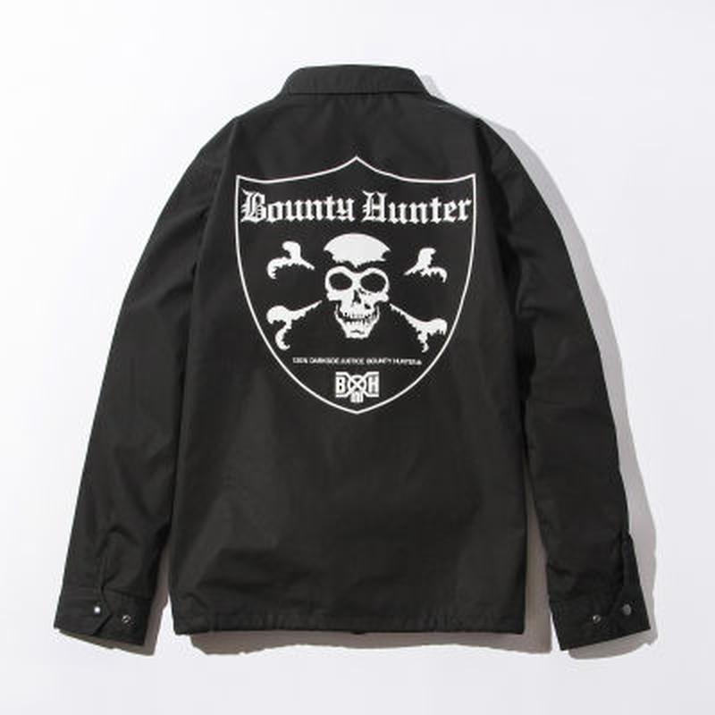 BxH Emblem Skull Coach Jkt