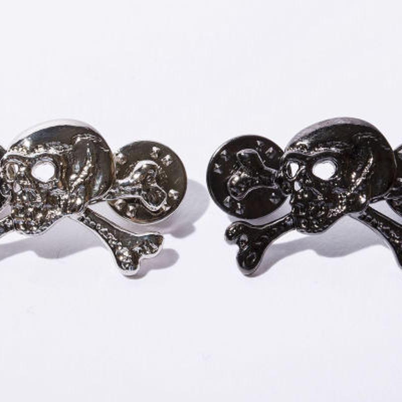 BxH Old Skull Pins