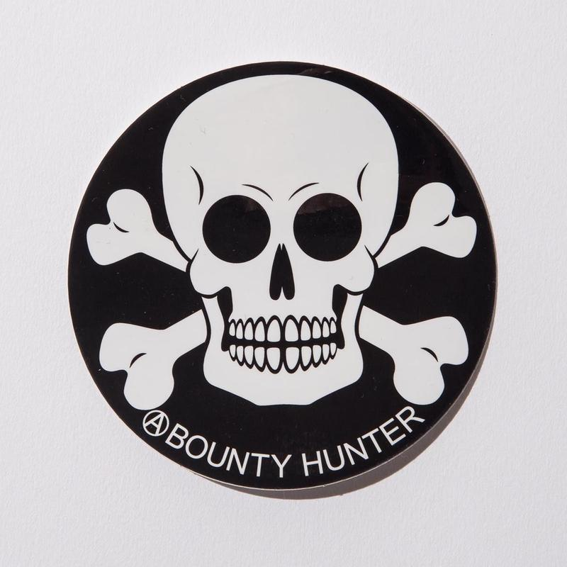 BxH Skull Sticker