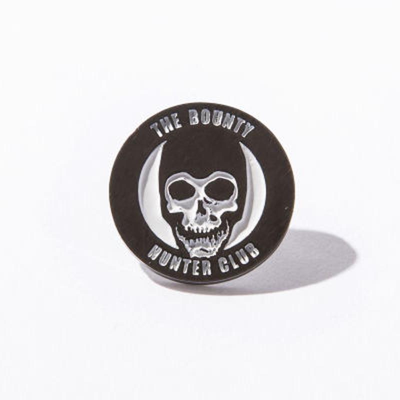 BxH THE BOUNTY HUNTER CLUB Pins