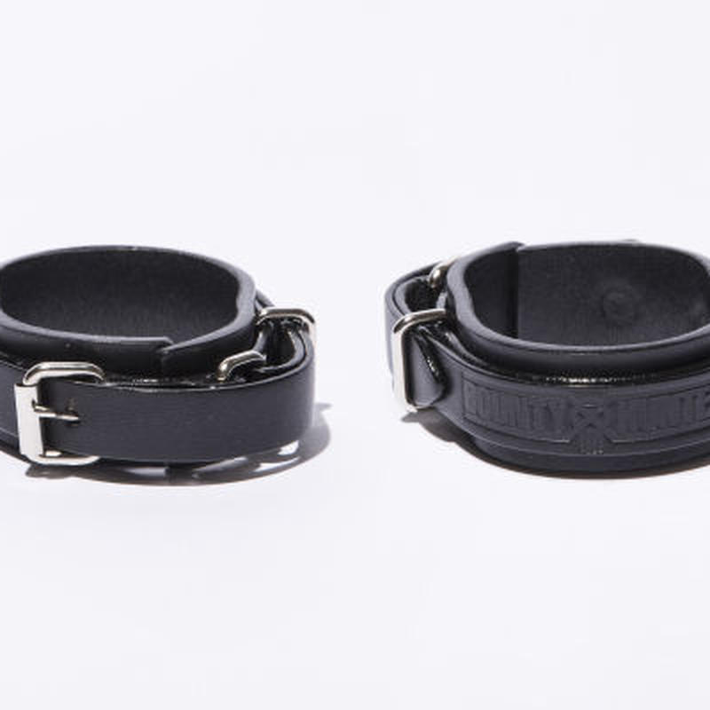BxH Leather Wrist Band