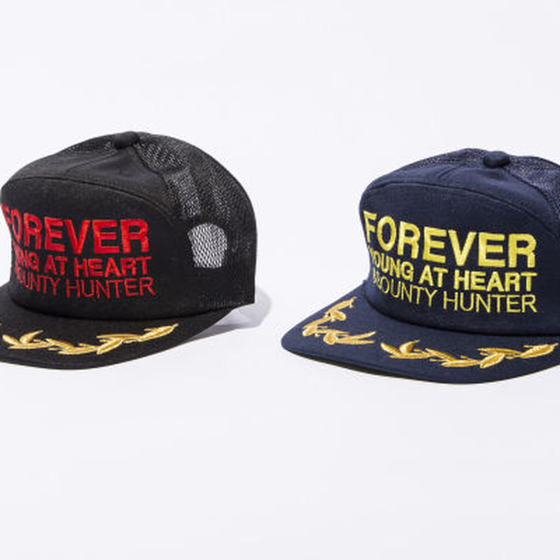 BxH Forever Young Embroidery Cap