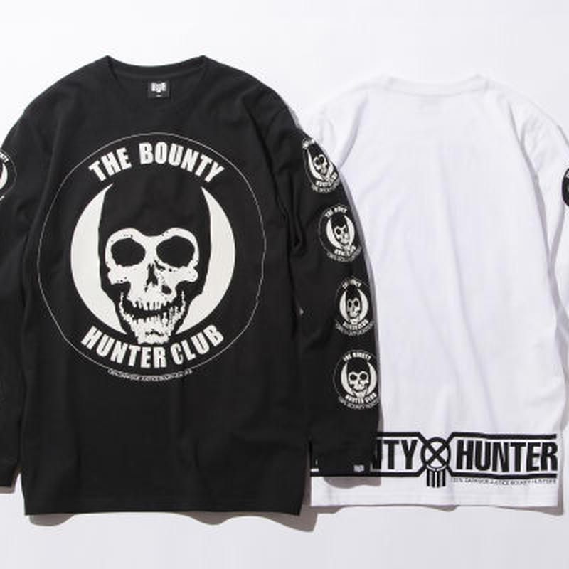 BxH THE BOUNTY HUNTER CLUB L/S Tee