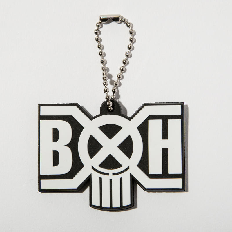 BxH Logo Key Holder