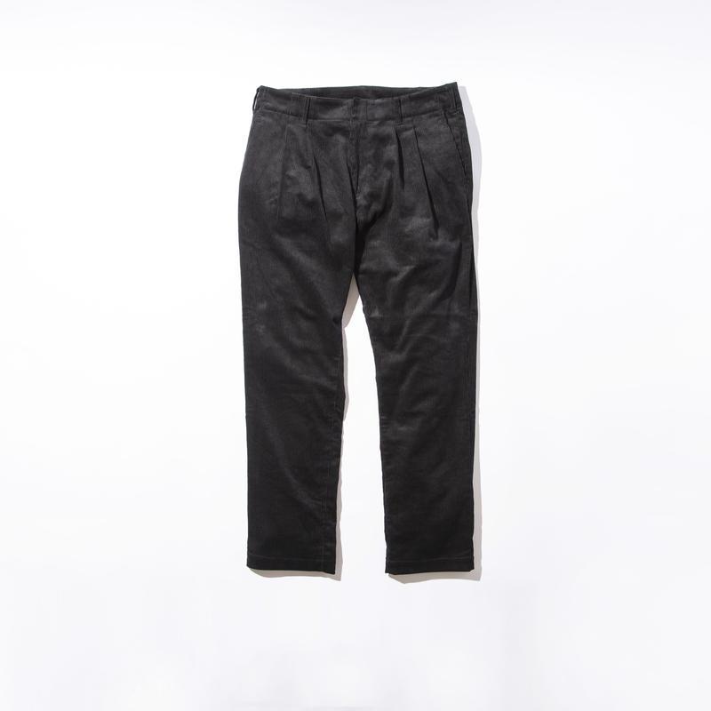 BxH Corduroy Two Tuck Pants