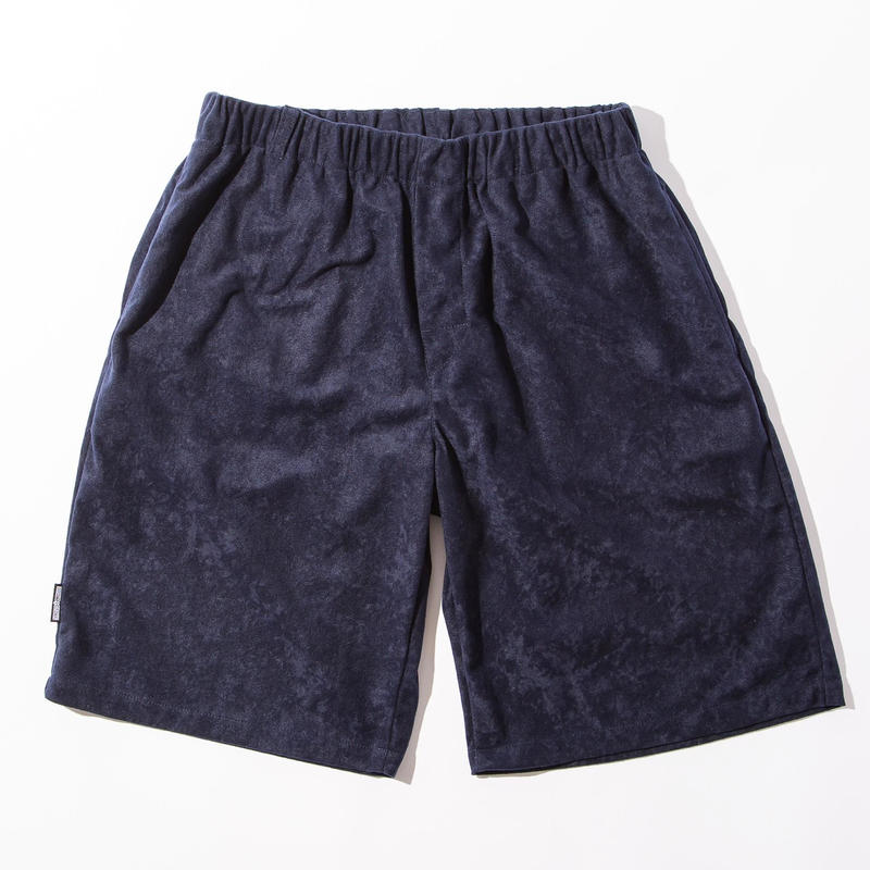 BxH Velor Type Eazy Half Pants