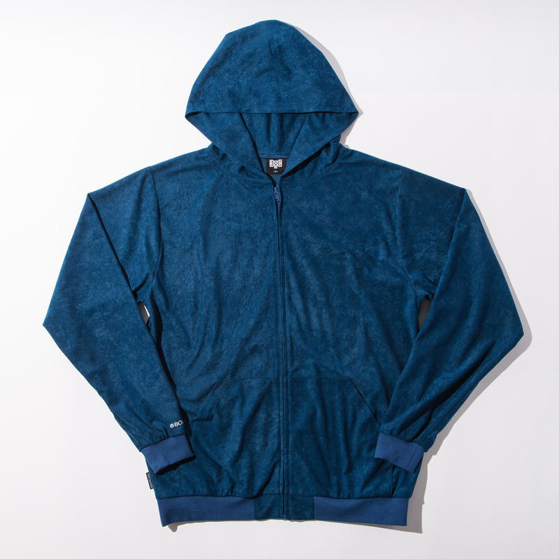 BxH Velor Type Zip-up Pk