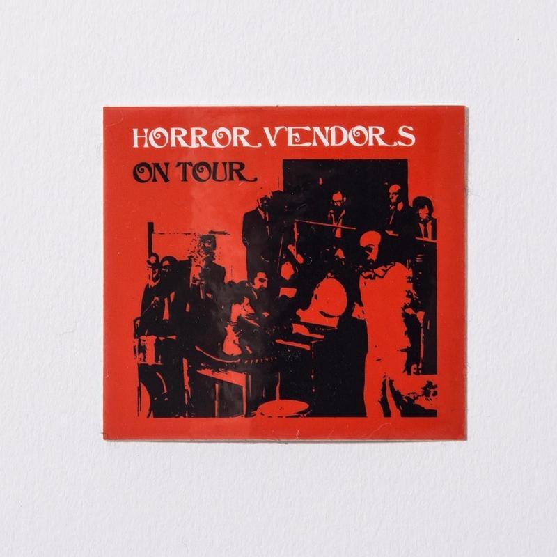 BxH Horror Vender Sticker