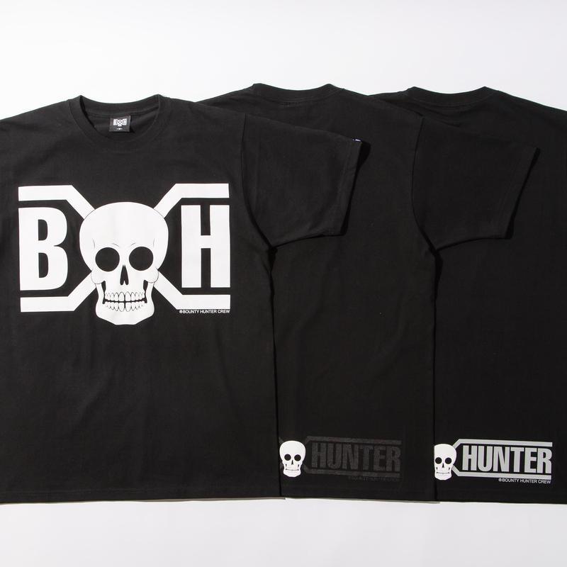BxH Skull Logo Tee