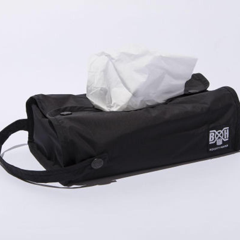 BxH Black Tissue Case