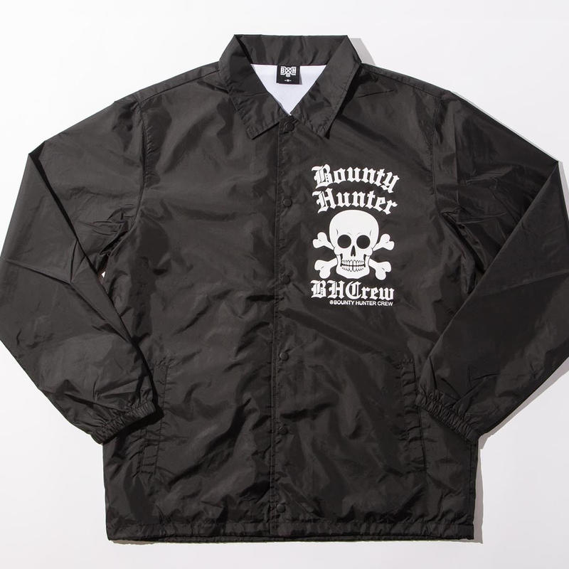 BxH BOUNTY HUNTER CREW LETTER Coach Jkt