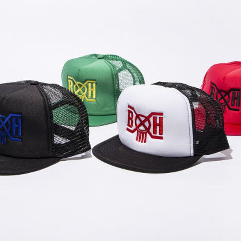 BxH Logo Mesh Cap