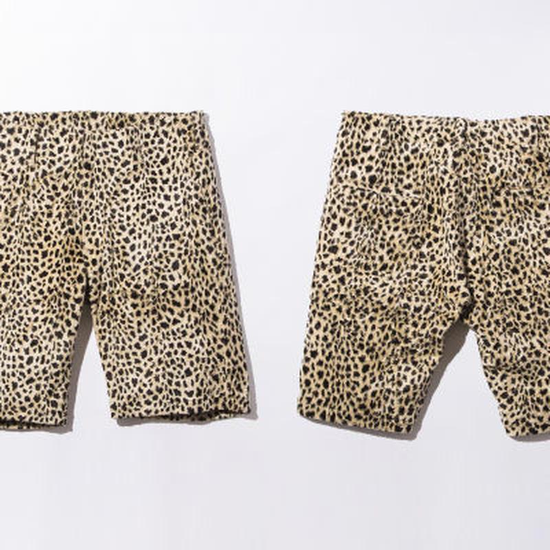BxH Leopard half Pants