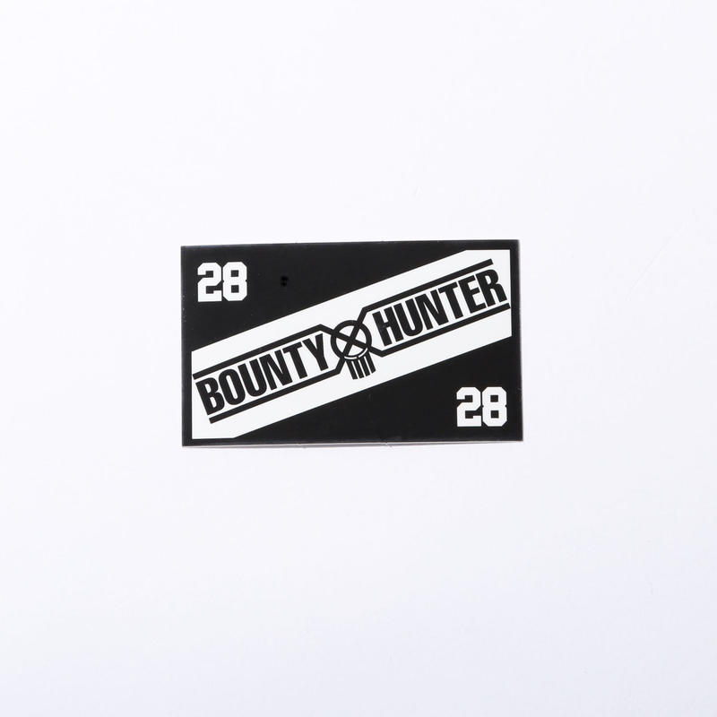 BxH card Logo Sticker