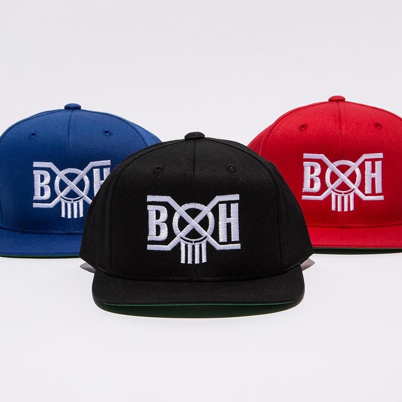 BxH Kids and Youth Logo Snap Back Cap