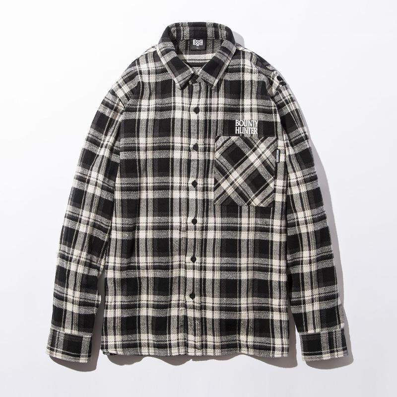 BxH Flannel L/S Shirts