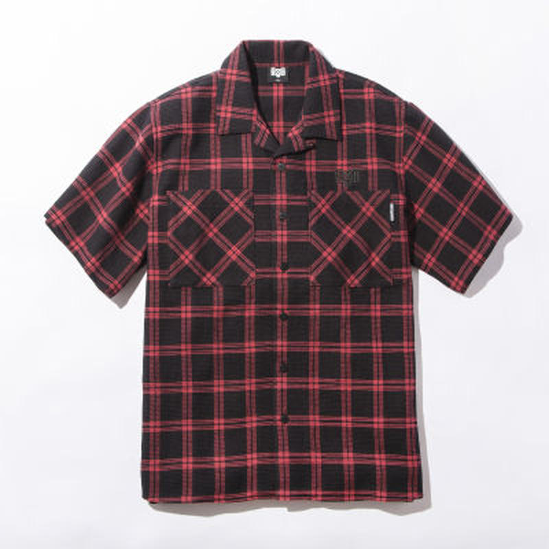 BxH Waffle Check S/S Shirts