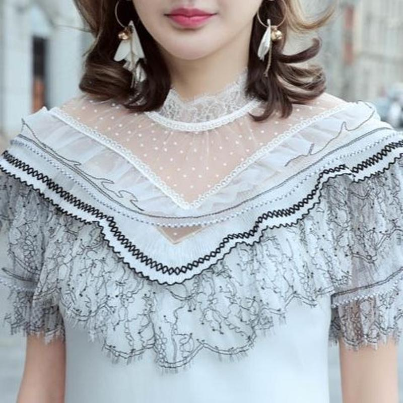 lacy frill OP(No.300605)