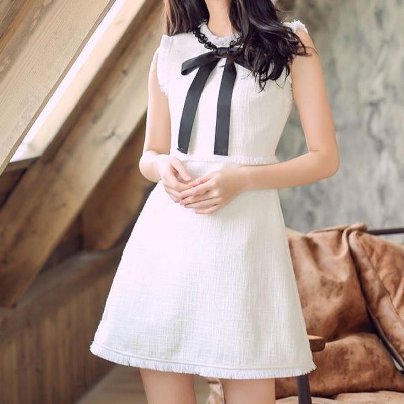 monotone tweed lady OP(No.300386)
