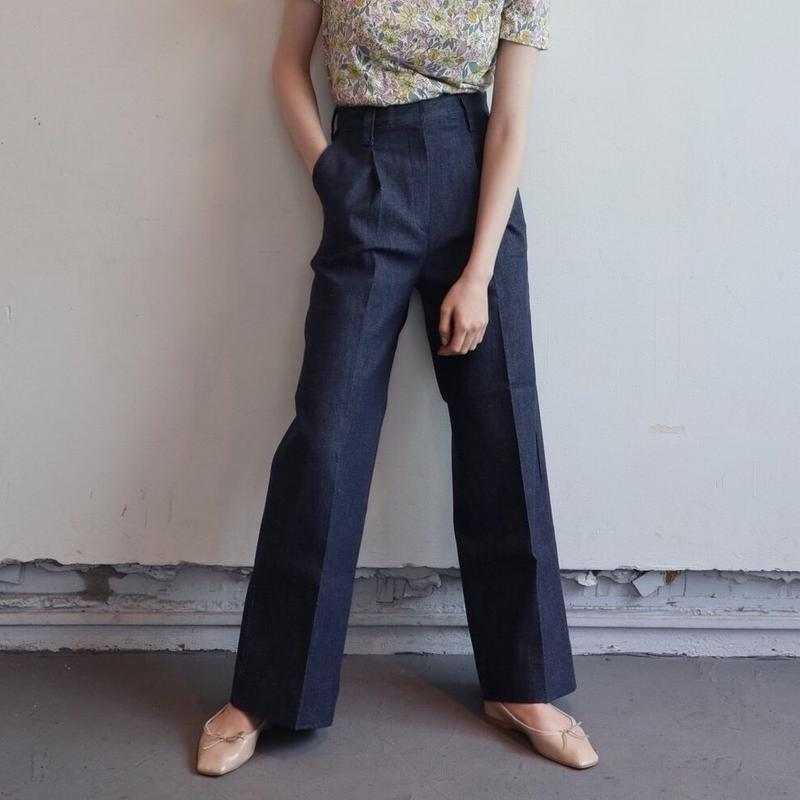 Gisèle denim pants