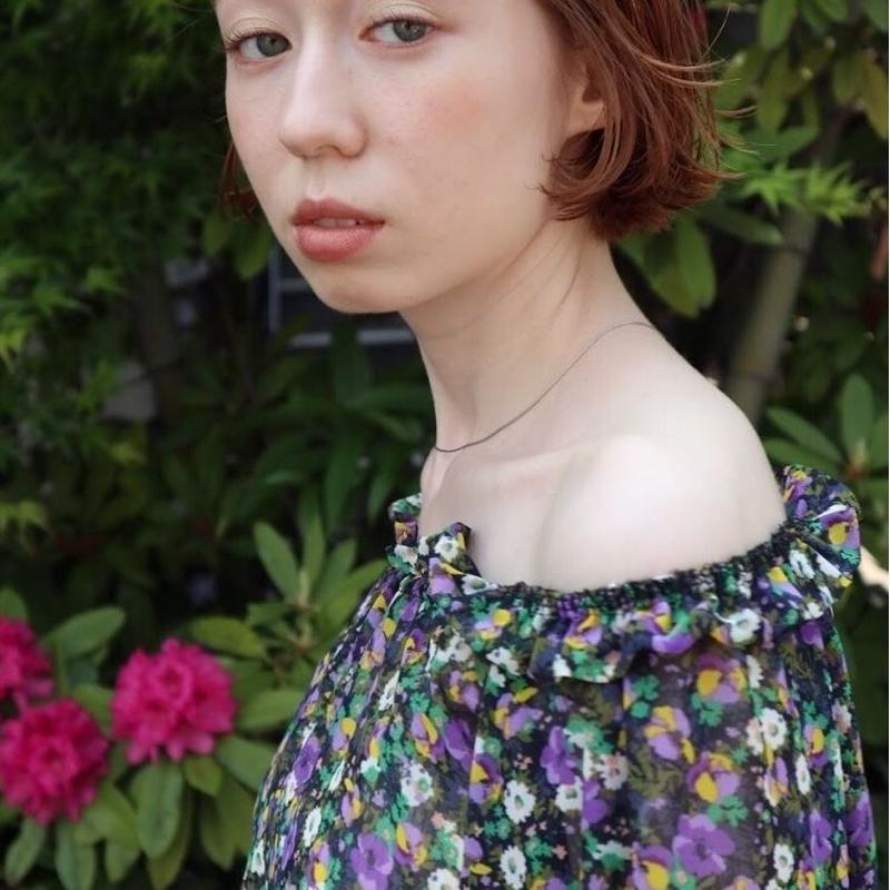 violette blouse