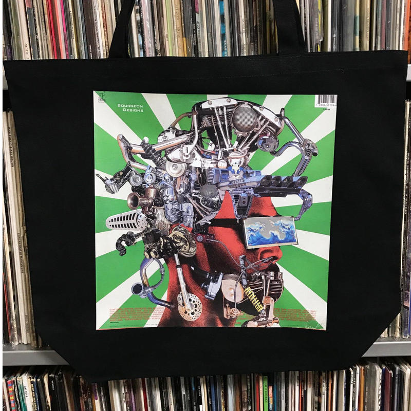 IRONMAN RECORD BAG