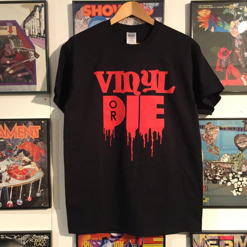 VINYL OR DIE T-SHIRT