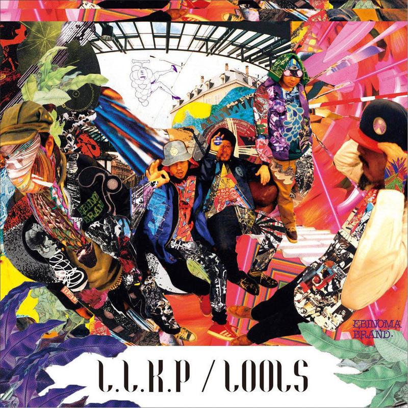 L.L.K.P / LOOLS (cd)