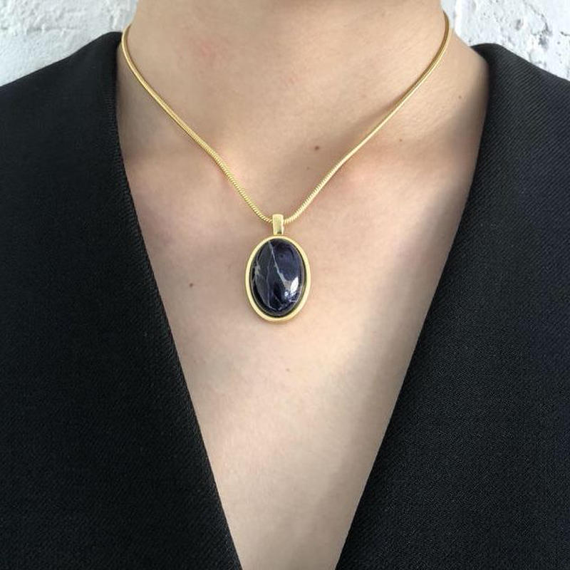 shiki / 天然石ネックレス / BLUE