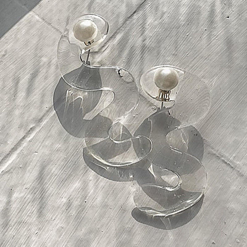 Iria / SNAKE  EARRINGS