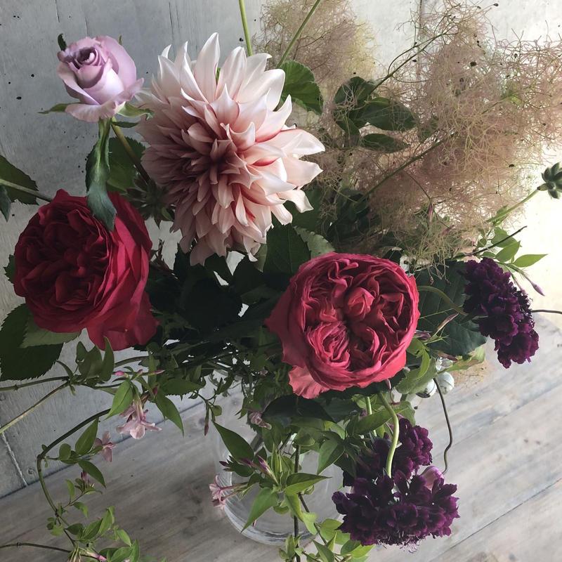 フローリストが選ぶおうちのお花セット