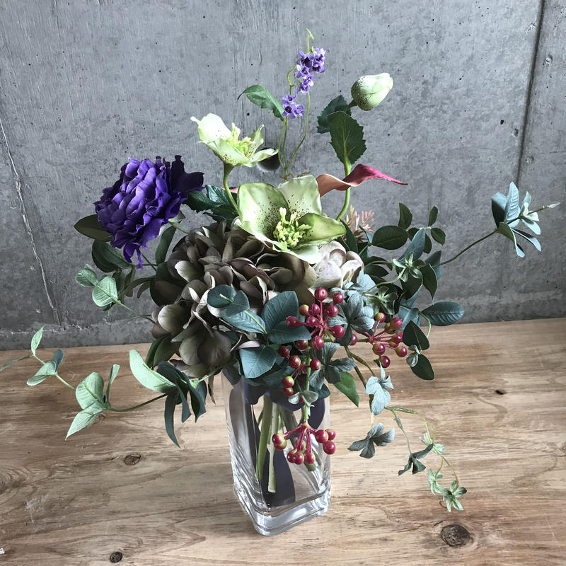 【Artificial flower】アンティークブーケ