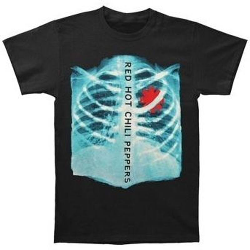 RED HOT CHILL PEPPERS X-RAY-T