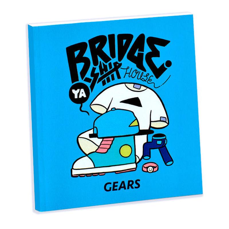 """ART BOOK """"GEARS"""" 3rd press"""