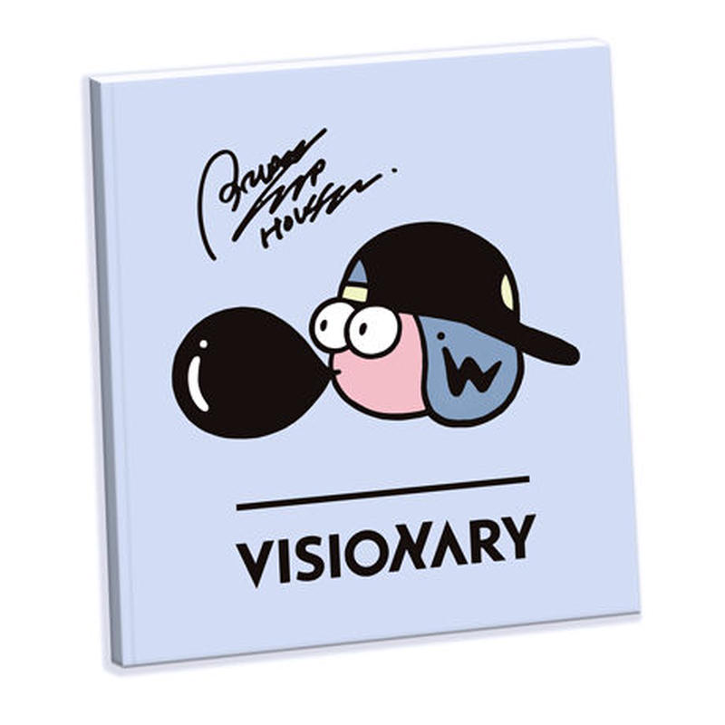 "ART BOOK ""VISIONARY"""