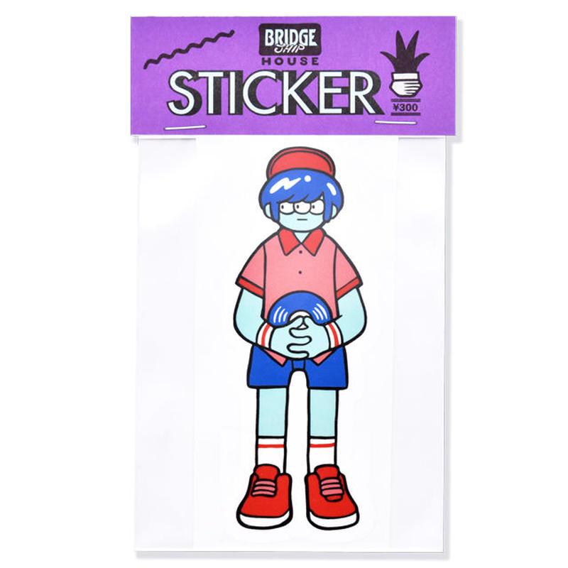 """Sticker """"Stand"""""""