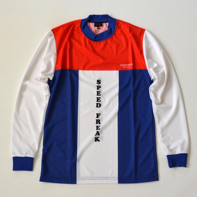 MX Jersey / Tricolor