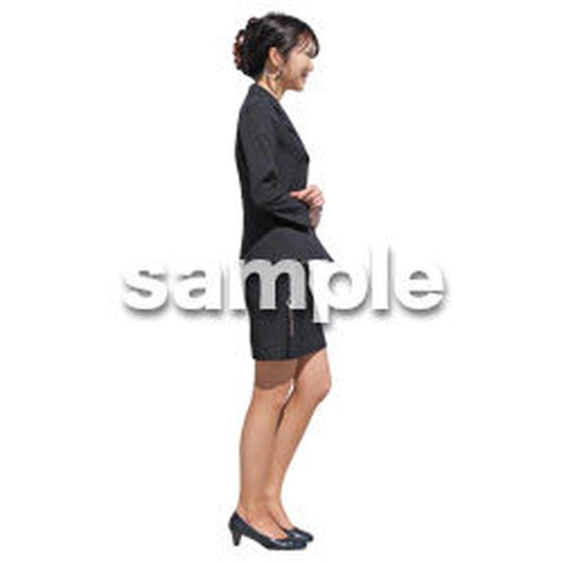 人物切抜き素材 ベーシックファッション編 P_288