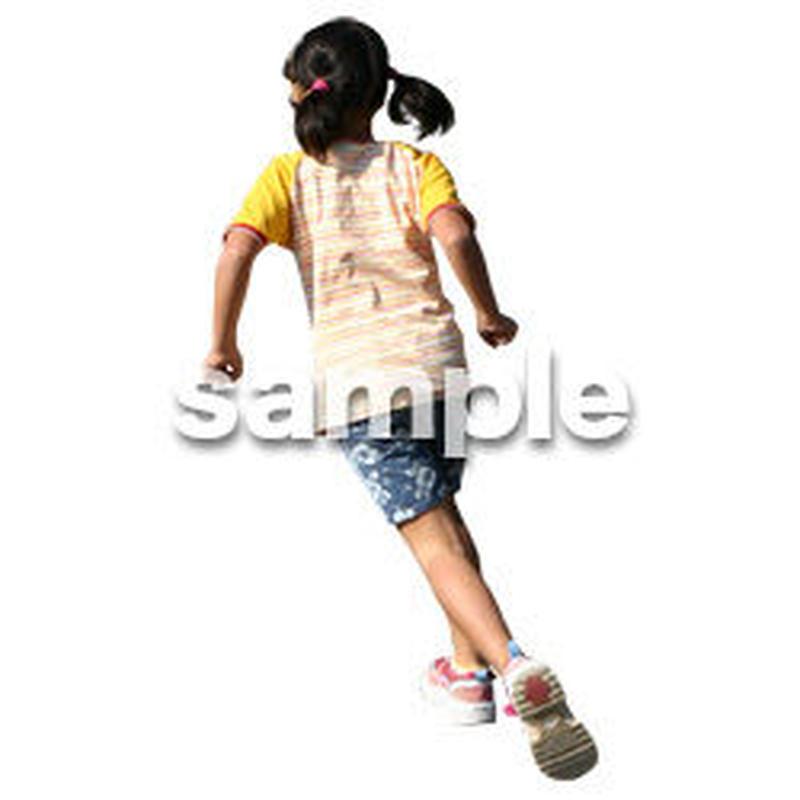 人物切抜き素材 リビング・散歩編 I_450
